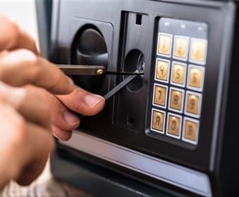 вскрытие сейфа в Красногорске